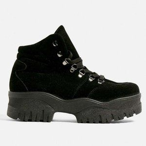 🔥MOVING SALE🔥NEW High Top Platform Sneaker Boot